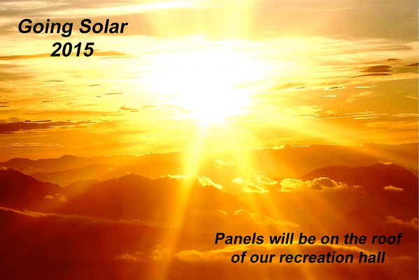 2015 Solar Project
